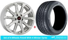 E-Class Aluminium Winter Wheels with Tyres