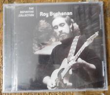 Roy Buchanan – The Definitive Collection - CD sigillato / sealed