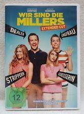 DVD • Wir sind die Millers - Extended Cut (2013) Filmkomödie m. Jennifer Aniston