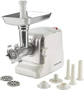 Premium Electric Meat Mincer Grinder and Sausage Maker Andrew James
