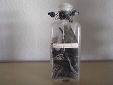 "At-Choo "" Wicked Witch's Undies"" Whimsical Decorative Glass Bottle"