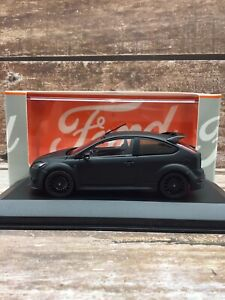 Minichamps 1/43 Ford Focus RS 500 - Dealership Issue - MIB