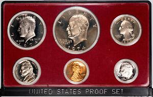 1974-S 1C-50C Proof Set Proof