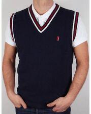 Cashmere Blend No Pattern V Neck Jumpers & Cardigans for Men