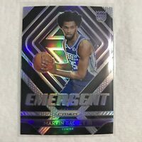 2018-19 Panini Prizm MARVIN BAGLEY SILVER EMERGENT SP ROOKIE SACRAMENTO KINGS