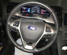 2013-2016 Ford Taurus Left Side Driver Steering Wheel Airbag Black
