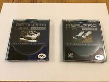 Kenko Real Pro Filtros Slim - 72 Mm-ND1000 y Polarizador Circular