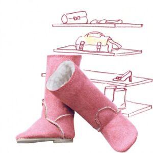 Götz Puppenkleidung Winterboots Stiefel Schuhe 3401364 Größe M-XL  Neu & Ovp