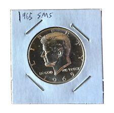 1965 SMS 40% Silver Kennedy Half Dollar Uncirculated