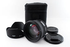 【Near Mint】Sigma DG 50mm f/1.4 HSM DG EX ASP Lens For Canon From JAPAN