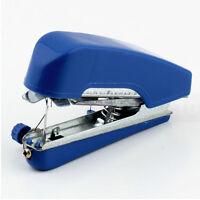 New Hand-Held Portable Cordless Clothes Fabrics Sewing Machine Stitch Craft UKSK