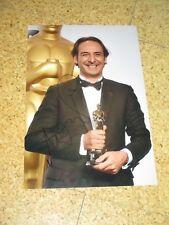 Oscar Alexandre Desplat original autografiada grossfoto!