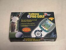 Talking Pro Golf Handheld Game by Excalibur