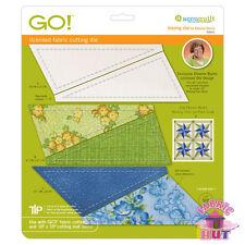 Accuquilt GO! Fabric Cutter Die Blazing Star by Eleanor Burns Quilt Sew 55051