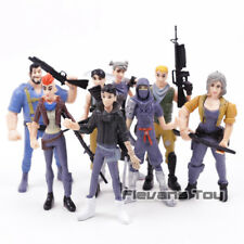 FORTNITE / BATTLE ROYALE / SAVE THE WORLD - SET 8 FIGURAS / 8 FIGURES SET (A)