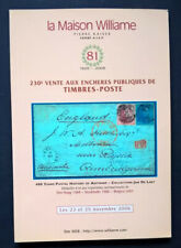 Auction Catalogue JAN DE LAET 400 YEARS POSTAL HISTORY OF ANTWERP Belgium