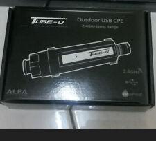 Alfa Tube-U N Premium-X OutDoor Long Range USB CPE