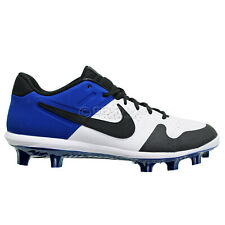 NIKE ALPHA HUARACHE VARSITY LOW MCS Mens Baseball Cleats Molded Plastic, Size 13