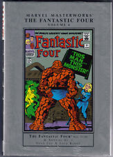 Marvel Masterworks Fantastic Four Volume 6 FS Hardcover  Lee Doom Surfer Panther