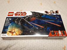 2017 LEGO STAR WARS KYLO REN'S TIE FIGHTER #75179 NEW SEALED BOX 630 PCS