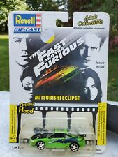 🏁REVELL Mitsubishi Eclipse The Fast and The Furious - R/Riders & Opening Hood🏁