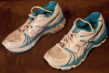 ASICS Gel-Kayano 18 Women's Size US 6.5 Running Shoes T250N Asics Gel-Kayano 18