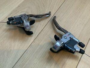 Combo Shifters Shimano STX RC ST-MC36 3x7s like new