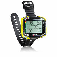 Mares Quad Wrist Dive Computer - Scuba Diving Computer Yellow - BRAND NEW SEALED