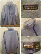 Patagonia Synchilla Fleece Pullover Xl 1/2 Zip Mens Style 25735 Marsupial Jacket