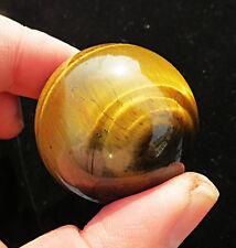 5A+ full Beautiful rainbow !! natural tiger eye quartz crystal sphere ball