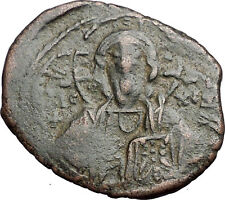Constantine X  Ducas 1059AD Large Ancient Byzantine Coin JESUS CHRIST i55766