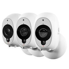 Swann Smart Security Cameras: 3 x 1080p Wireless Security Camera SWWHD-INTCAMPK3