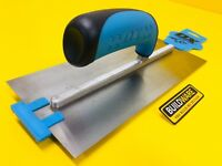 PLASTERERS TROWEL DURAGRIP OX PRO CARBON STEEL  - 120 X 280MM P010911