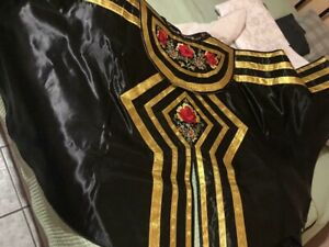Professional Bullfighting matador cape bullfighter paseíllo cape costume