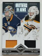 2011-12 Panini Limited Miller-Thomas 89/99 Double Jersey Card