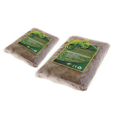 Reptile Dry Moss Material for Small Animal Bedding Terrarium Vivarium