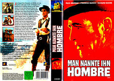 """VHS - """" Man nannte ihn HOMBRE """" (1967) - Paul Newman"""