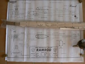 "Ramrod Control line Stunter 48"" span"