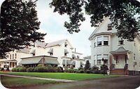 NJ Dunellen - RAYMOND SHEENAN FUNERAL HOME 1959-64 Dexter Press postcard A79