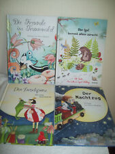 Bilderbuch - Paket: 4 große Bilderbücher, alle von Ulf Stark, jeweils gebunden