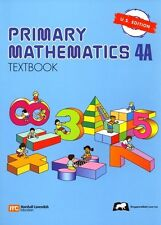 Singapore Math Primary Math Textbook 4A US Ed-FREE Expedited Shipping UPGD W $45
