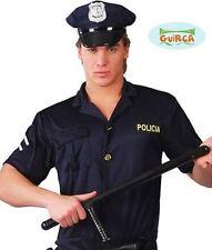 Matraque Baton de Police 50cm Accessoire Déguisement Adulte Policier