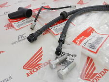 Honda CB 750 Four K2 - K6 Bremsleitung Set Gummi + Metal  Bremse Brake Hose Kit