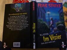 Im Visier Sieh dich nicht um! von R. L. Stine Fear Street Buch gebr.