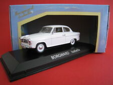 Borgward Isabella Limousine in weiss Norev  1:43  OVP