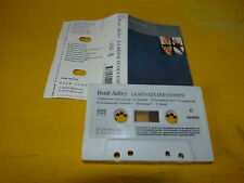 RENE AUBRY - K7 audio / Audio tape !!! LA REVOLTE DES ENFANTS !!!