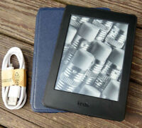Amazon Kindle Paperwhite 3rd (7th Generation) 4GB, Black, WiFi, 6in, ~MINT~