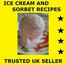 D058 131 Ice Cream Recipes