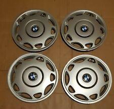 4xOriginal BMW Radkappen 15 Zoll Radzierkappen 36131180104