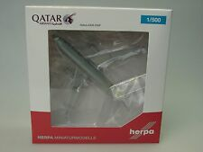 Herpa Wings airbus a330-200f qatar Airways (cargo) - 529884 - 1/500